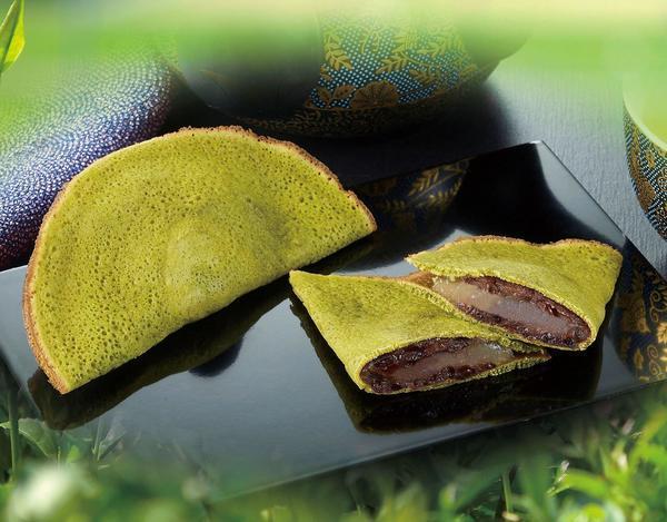 第2位「狭山茶つつみ焼き 6P」のイメージ画像