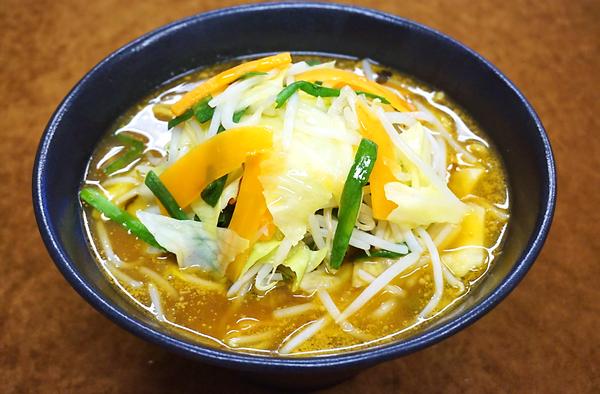 第2位「野菜たっぷり味噌ラーメン」のイメージ画像