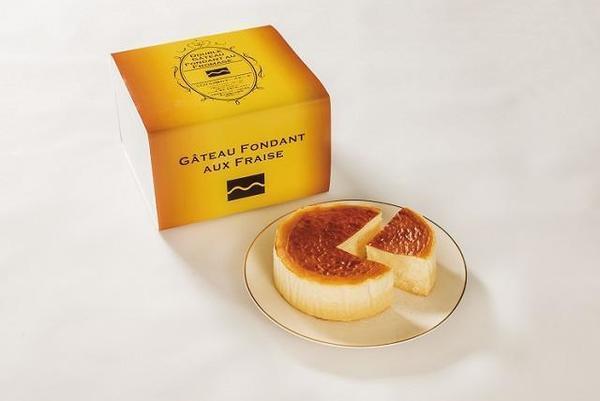 第2位「とろける2層のチーズケーキ」のイメージ画像
