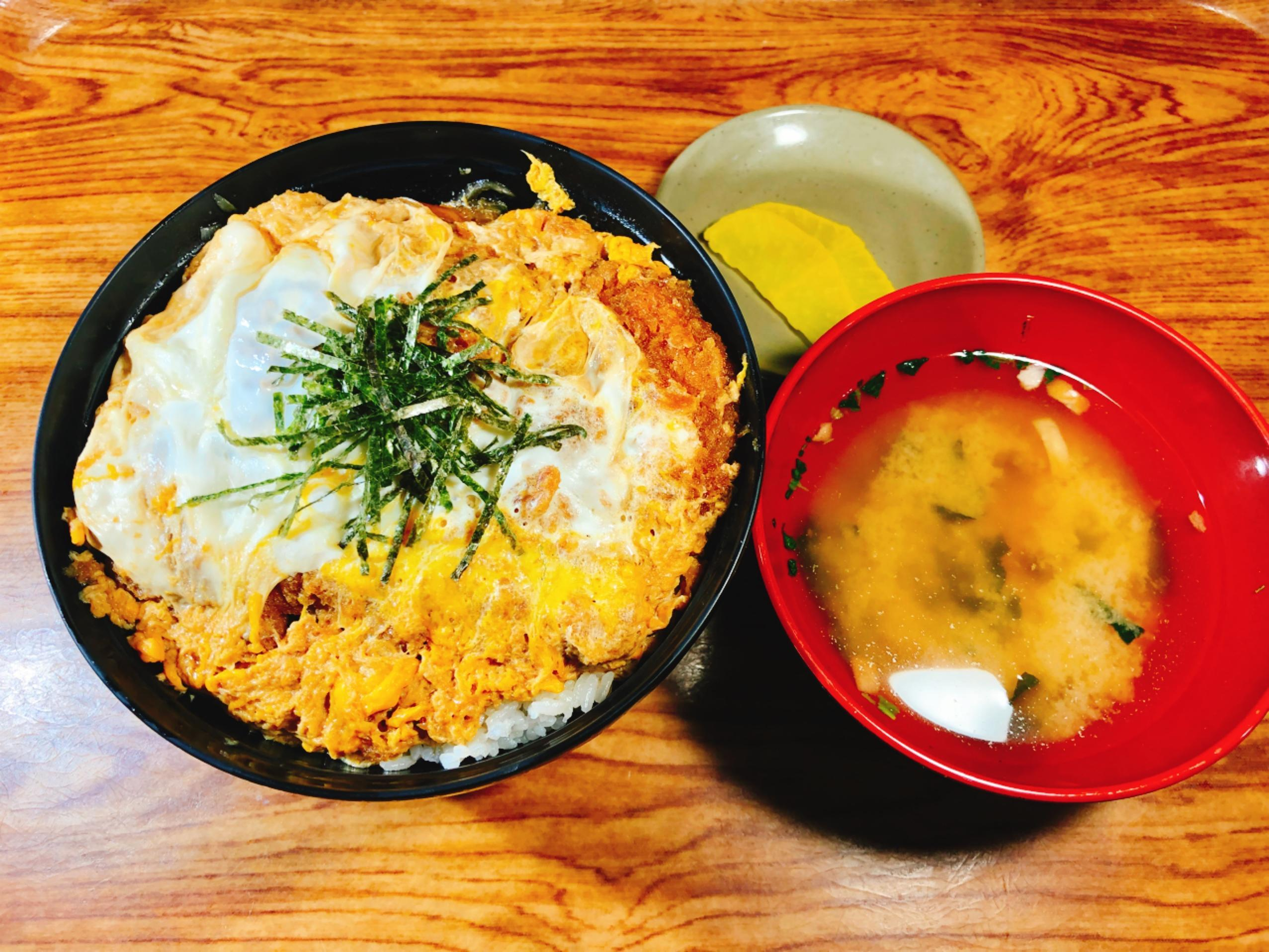 第3位「かつ丼」のイメージ画像