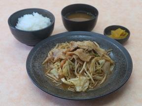 第2位「辛味噌肉野菜定食」のイメージ画像