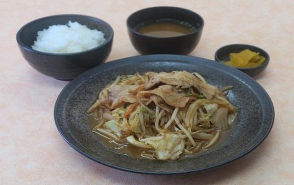 第2位「辛味噌肉野菜炒め定食」のイメージ画像