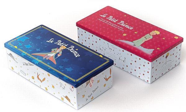 第1位「チョコサンドクッキー星の王子さま正装と星の王子さまB612」のイメージ画像
