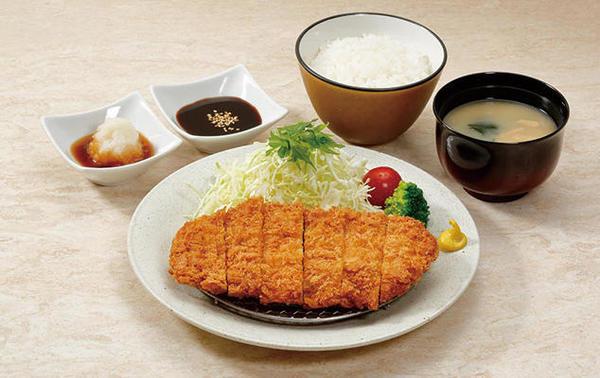 第2位「群馬県産豚ロースカツ膳」のイメージ画像