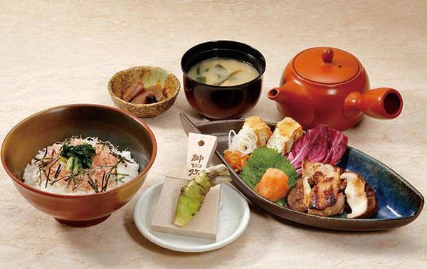 第3位「三州わさび丼膳」のイメージ画像