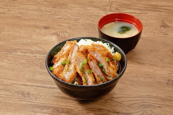 第2位「ひれかつソースカツ丼」のイメージ画像