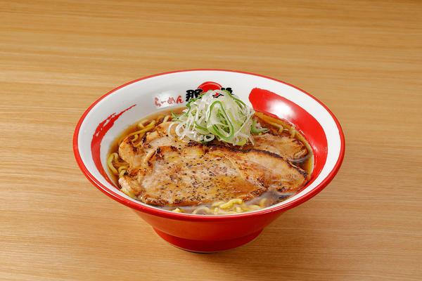 第3位「群馬県産豚炙り醤油ラーメン」のイメージ画像