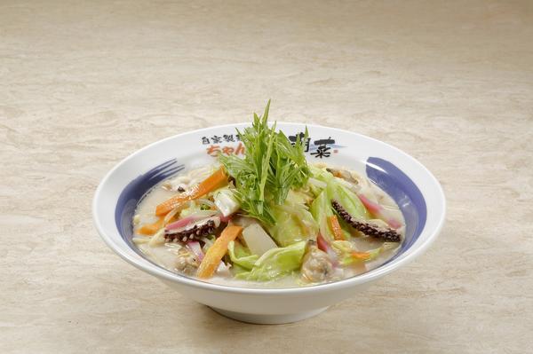 潮菜野菜ちゃんぽんのイメージ画像