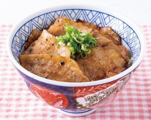 第3位「姫豚丼(味噌汁付き)」のイメージ画像