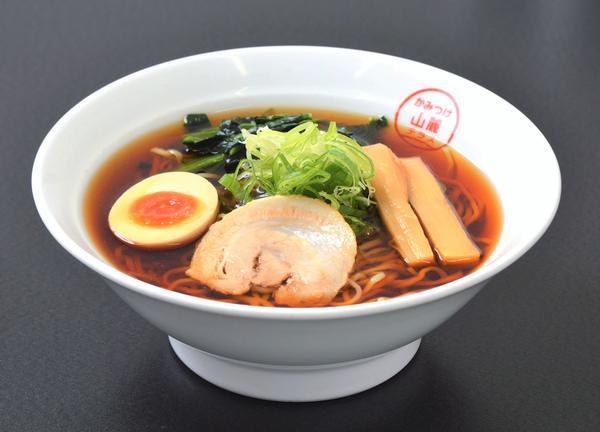 第3位「日本一醬油ラーメン」のイメージ画像