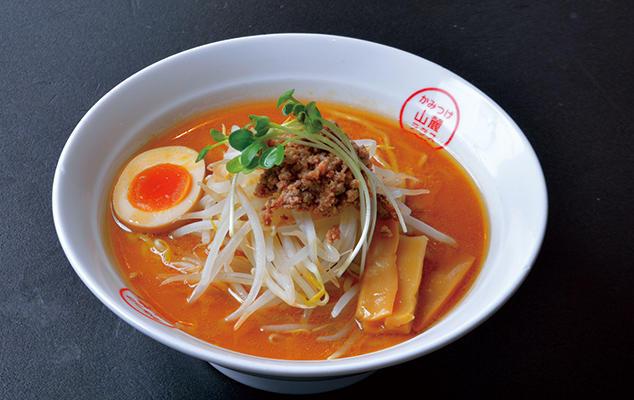 第1位「味噌ラー麺」のイメージ画像