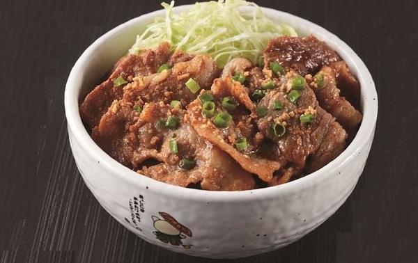 第1位「二代目ブー次郎丼」のイメージ画像