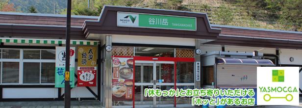 関越自動車道 谷川岳PAのイメージ画像