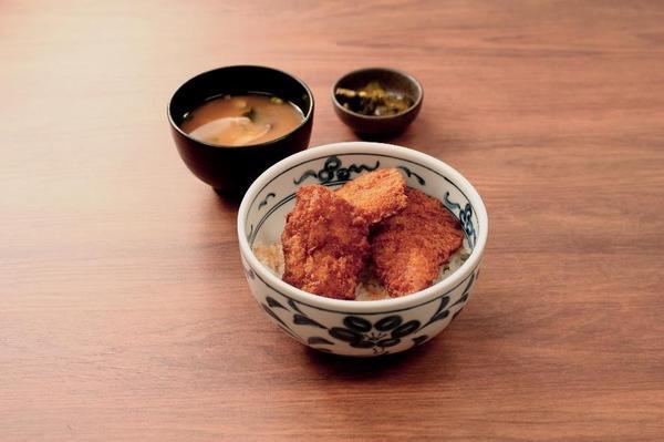 第1位「たれカツ丼」のイメージ画像