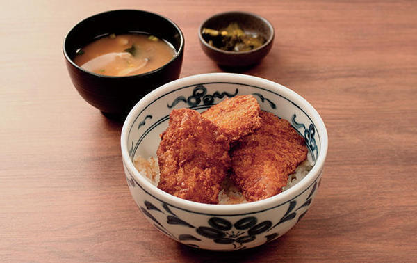 第2位「たれカツ丼」のイメージ画像