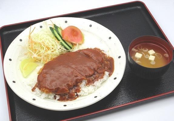 第3位「長岡洋風カツ丼」のイメージ画像