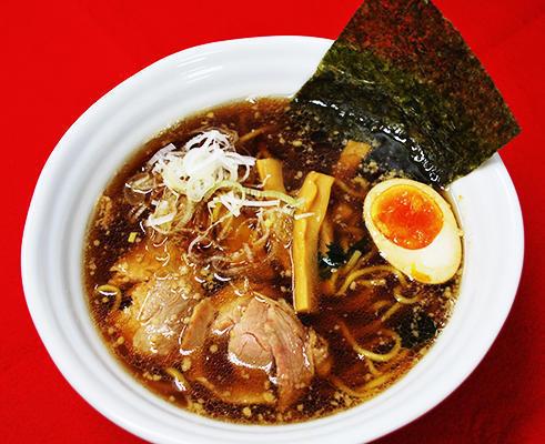 第1位「長岡生姜醤油ラーメン」のイメージ画像