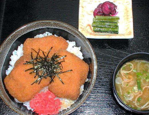 第2位「もち豚タレカツ丼」のイメージ画像
