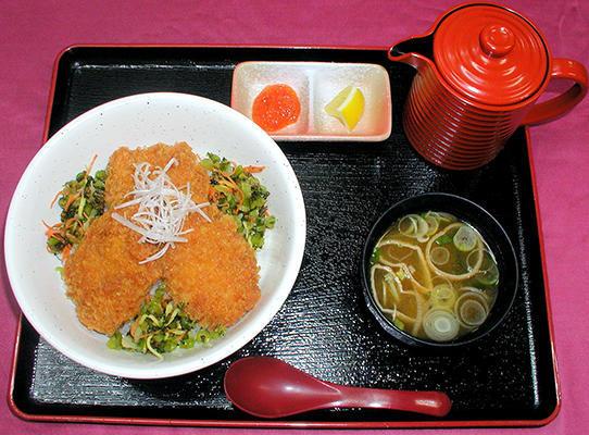 スープカツ丼(塩だれ)のイメージ画像