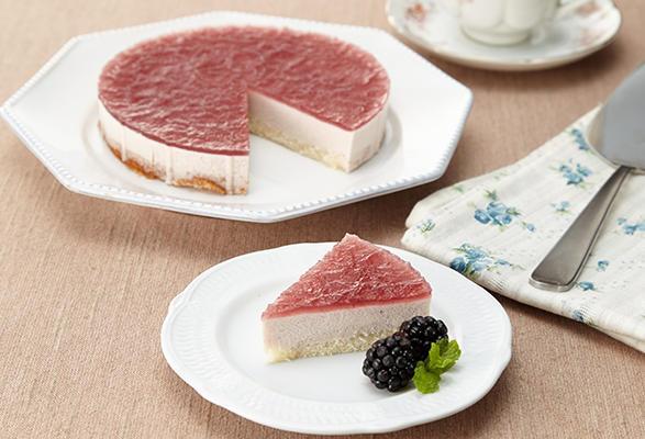 第3位「木いちごレアチーズケーキ」のイメージ画像