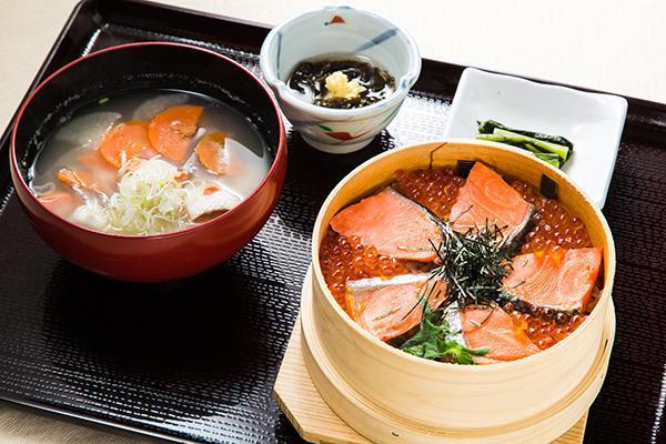 第1位「魚野川わっぱ飯」のイメージ画像