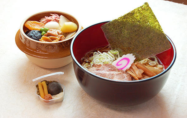 峠の釜めし定食 横川醤油ラーメン付きのイメージ画像