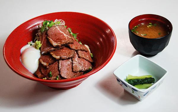 第2位「ローストビーフ丼」のイメージ画像