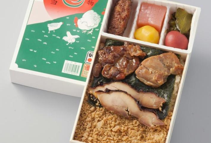 第2位「鶏めし弁当」のイメージ画像