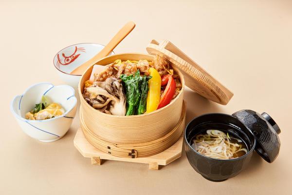 第1位「上州麦豚わっぱ飯」のイメージ画像