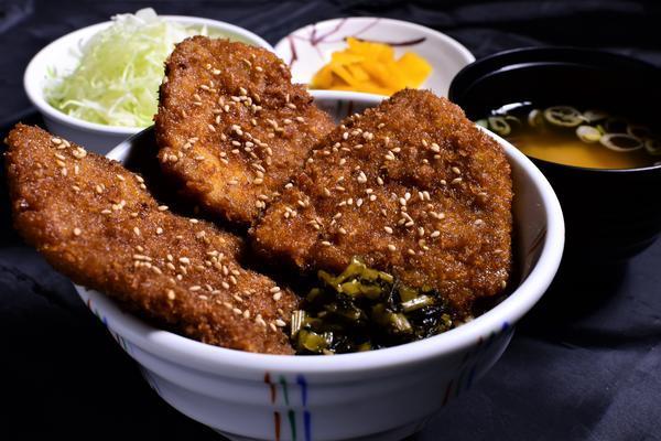 第3位「横川ソースカツ丼」のイメージ画像