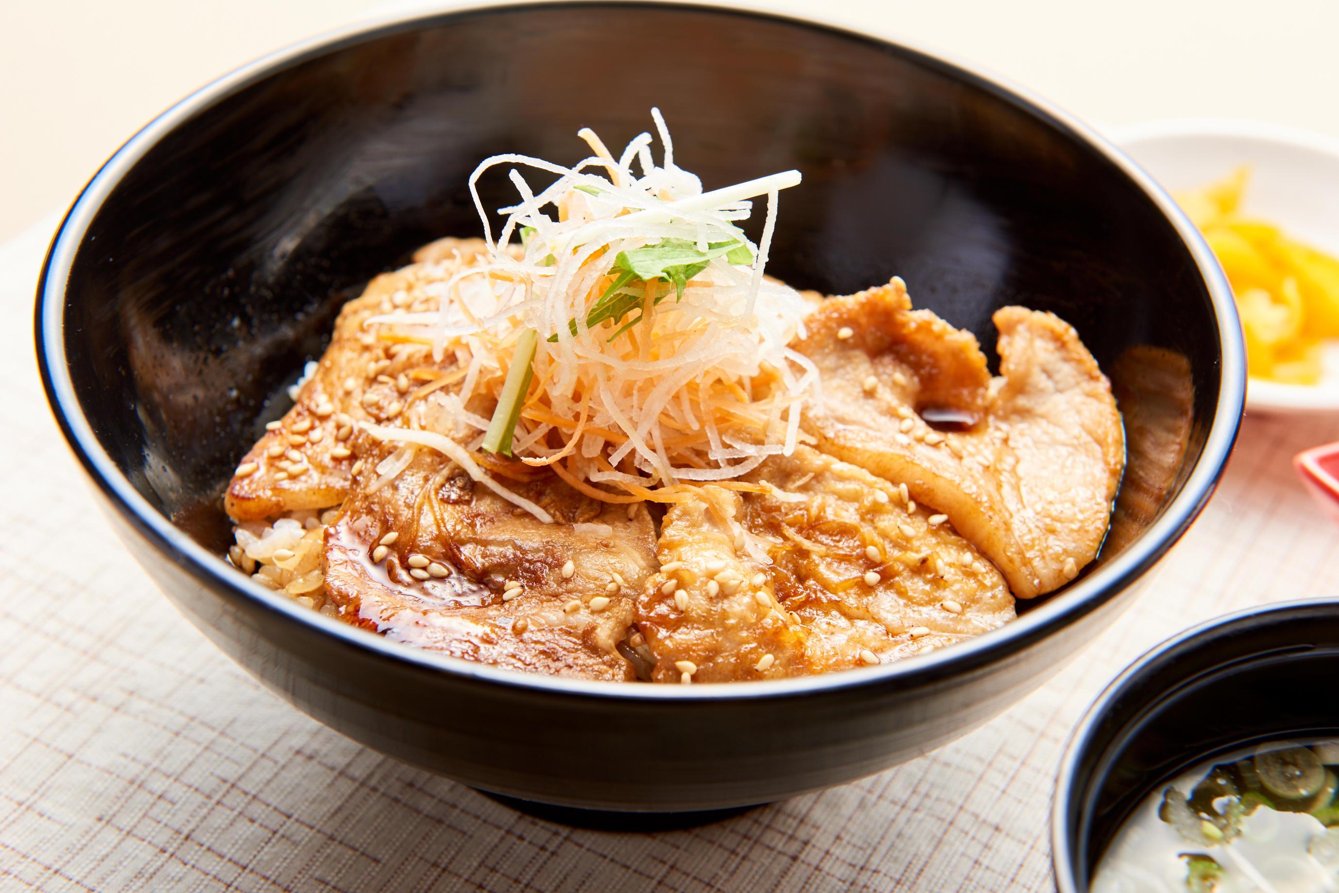 第1位「上州麦豚丼」のイメージ画像