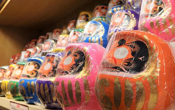 第2位「高崎だるま」のイメージ画像