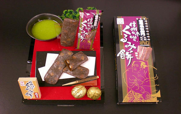 信州味噌くるみ餅のイメージ画像