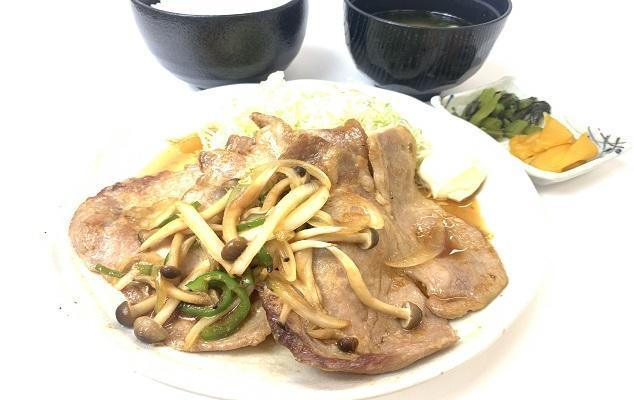 第2位「信州米豚味噌カツ定食」のイメージ画像