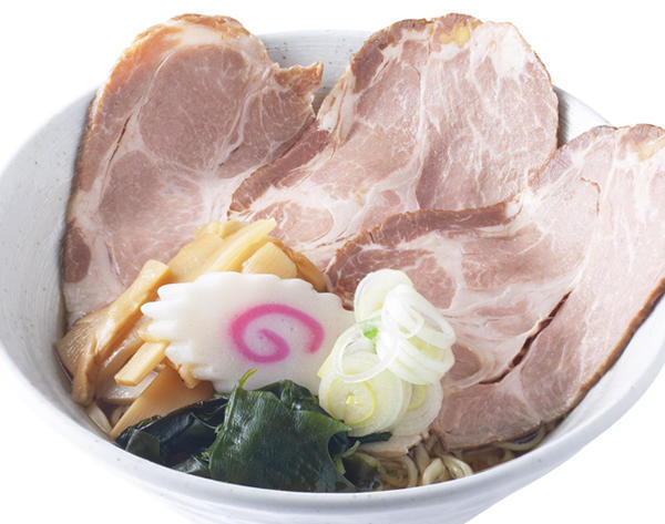 第2位「醤油チャーシュー麺」のイメージ画像