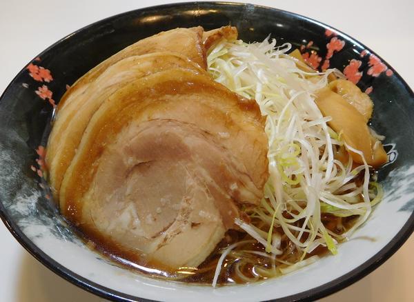 醤油チャーシュー麺のイメージ画像