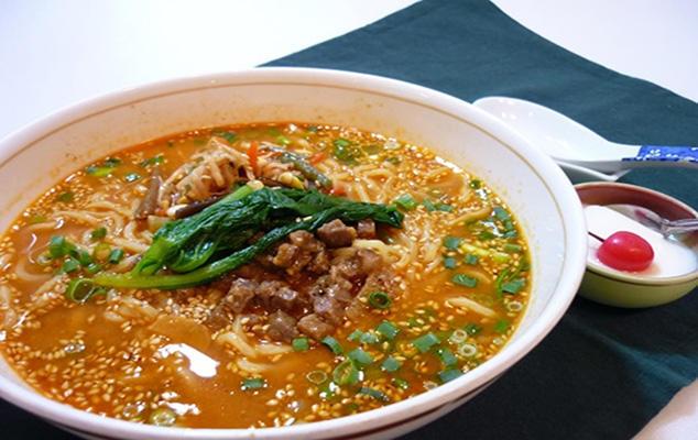 鹿の担々麺のイメージ画像