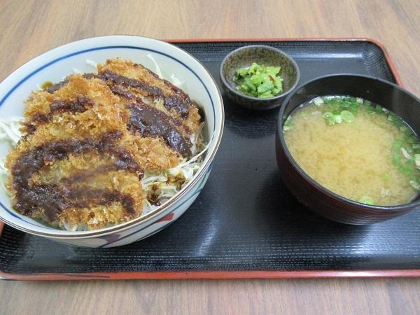 味噌カツ丼のイメージ画像