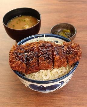 第2位「ソースかつ丼」のイメージ画像