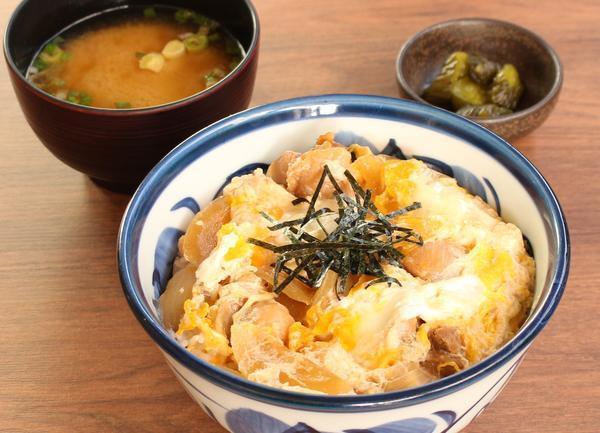 信州福味鶏 親子丼のイメージ画像