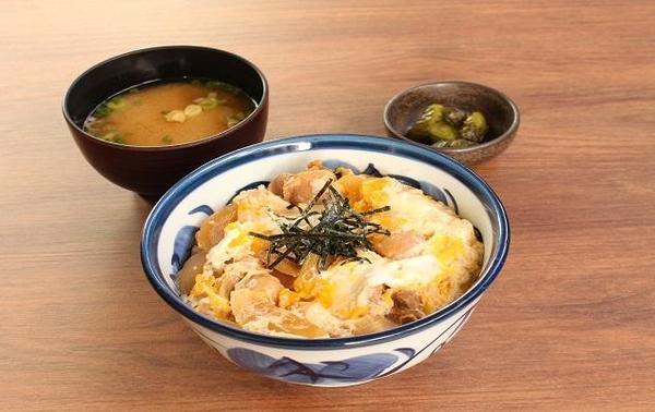 第2位「信州福味鶏 親子丼」のイメージ画像