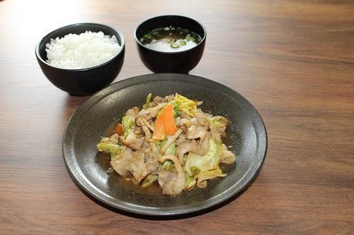 第3位「スタミナ定食」のイメージ画像