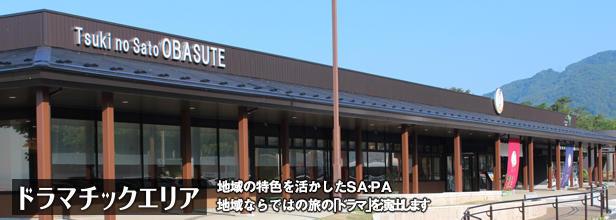 Nagano Expwy OBASUTE-SA image