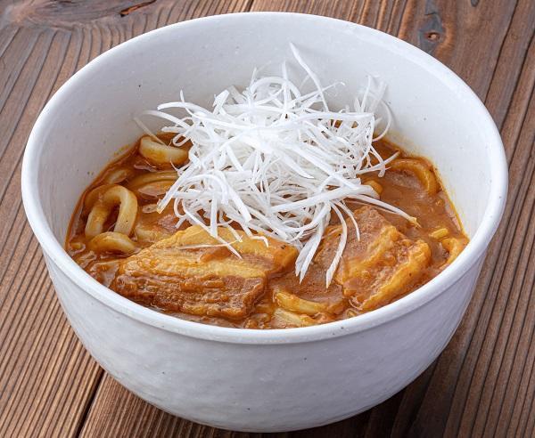 第3位「味噌蔵カレーうどん」のイメージ画像