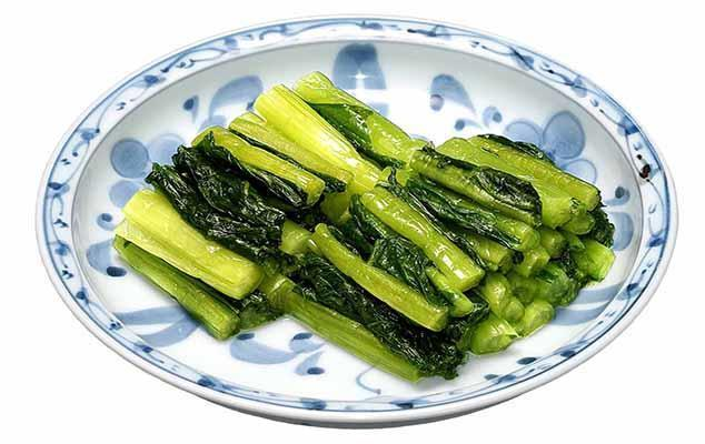 第3位「野沢菜漬」のイメージ画像