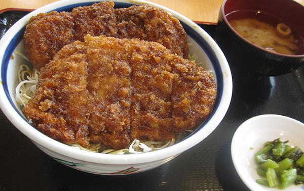 ダブルソースカツ丼のイメージ画像