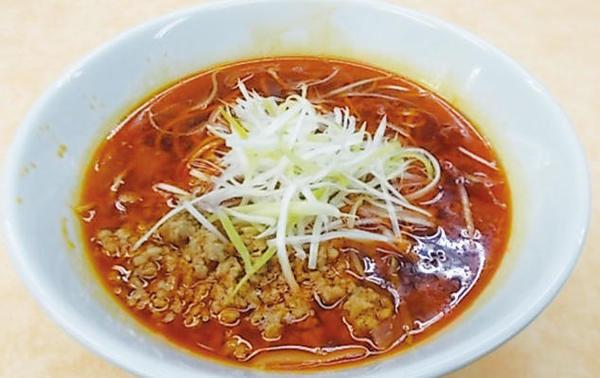 第1位「勝浦タンタンメン」のイメージ画像