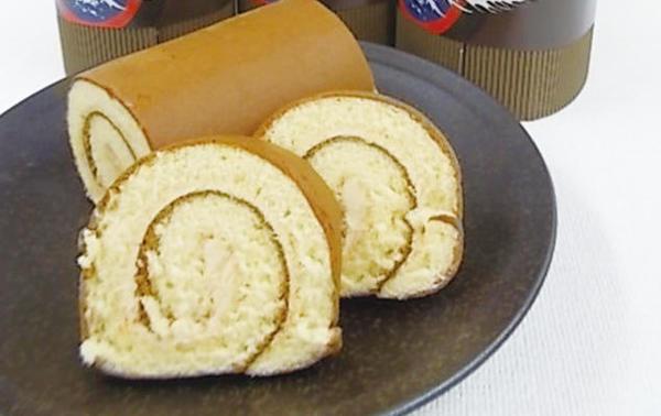 第1位「黒塩キャラメルロールケーキ」のイメージ画像