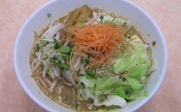 第2位「野菜たっぷり千葉味噌ラーメン」のイメージ画像