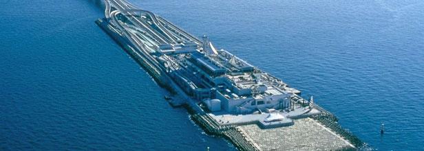 東京湾アクアライン 海ほたるPAのイメージ画像